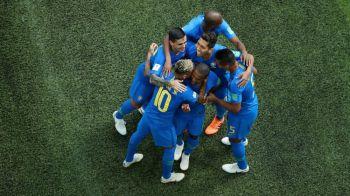 Veste de COSMAR pentru un jucator din nationala Braziliei! Sanse mici sa mai joace vreun meci la Cupa Mondiala