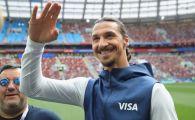 """Zlatan NU iarta absenta de la Mondial: """"Cand ma uit la ei sunt constient ca ma descurcam mai bine!"""" Ce spune despre nationala Suediei"""
