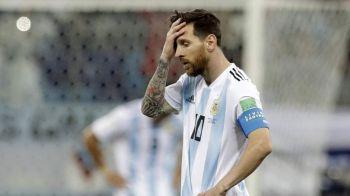 """Messi e FRUSTRAT!"" Dezvaluiri inainte de Nigeria - Argentina! Mesajul public al unui jucator"