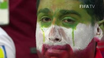 LACRIMILE IRANIENILOR. Cea mai emotionanta imagine de la Cupa Mondiala 2018. FOTO