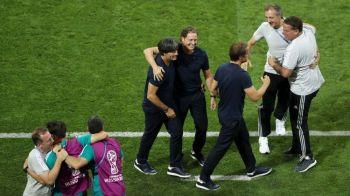 ULTIMA ORA! Nationala Germaniei si-a SUSPENDAT doi oameni din staff dupa incidentele de la meciul cu Suedia!
