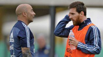 Soarta calificarii, pe umerii lui Messi! Ce tactica INCREDIBILA a anuntat selectionerul Argentinei cu Nigeria