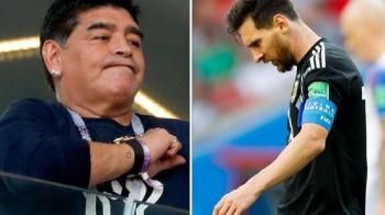 Mesajul lui Maradona pentru Messi, inainte de meciul decisiv! Cuvintele cu care a impresionat o tara intreaga