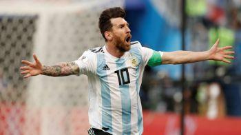 """Reactia lui Messi dupa calificarea nebuna a Argentinei in optimile Mondialului! Ce a facut diferenta: """"Stiam ca Dumnezeu nu o sa ne lase"""""""