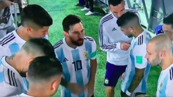Discursul regelui! Cum i-a castigat Messi meciul Argentinei! Leo a aratat in sfarsit ca este un lider adevarat