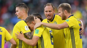MEXIC - SUEDIA LIVE CUPA MONDIALA: 0-3 | Suedia castiga GRUPA F dupa o victorie istorica! Clasamentul grupei