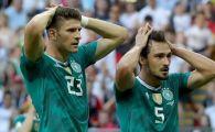 BLESTEMUL CAMPIOANEI! Germania, in randul castigatoarelor de Cupa Mondiala eliminate inca din grupe!