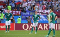 RUSINE MONDIALA! Germania eliminata din faza grupelor pentru prima data in istorie!