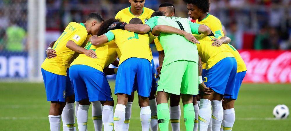 OPTIMI DE FOC LA CUPA MONDIALA: Cand se joaca Franta - Argentina si Brazilia - Mexic. Programul complet
