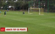 Ianis, spaima portarilor la antrenamente! Ce a reusit sa faca jucatorul dorit de AS Roma