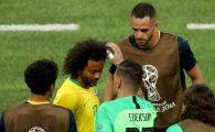 Brazilienii au anuntat ce se intampla cu Marcelo, dupa ce a rezistat doar 10 minute pe teren cu Serbia. Verdictul ciudat pus de medici
