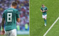 Nu l-au iertat! Paginile de Facebook si Twitter ale lui Toni Kroos au fost luate cu asalt de brazilieni dupa eliminarea Germaniei. Ce i-au scris jucatorului