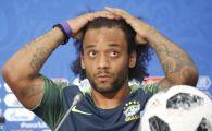 Bizar! Brazilienii dau vina pe saltelele paturilor din Rusia pentru accidentarea lui Marcelo. Ce spune medicul echipei