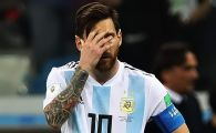 FABULOS! Ce a aparut la geamul lui Messi in timpul Cupei Mondiale! Doar rusii puteau sa faca asa ceva! FOTO
