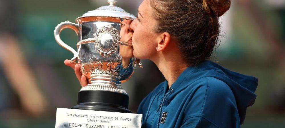 Simona Halep, Wimbledon 2018: Un nou cadou pentru Simona Halep! Ce gest a facut un primar pentru liderul mondial