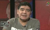 """Maradona, FURIOS pe omul care a lansat zvonul ca a MURIT in Rusia! """"Ofer 10.000 de euro cui mi-l aduce!"""" VIDEO"""