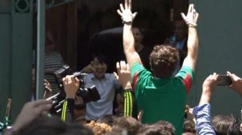 """""""Coreea esta hermano"""" Consulul coreean a petrecut alaturi de MII de mexicani dupa victoria cu Germania. VIDEO"""