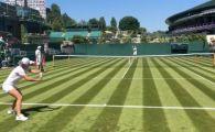 Mesajul lui Hewitt pentru Halep dupa antrenamentul de la Wimbledon! Ce a remarcat australianul