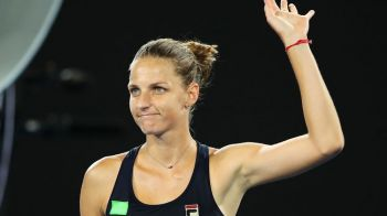 """Nu-mi pasa. Chiar nu-mi pasa!"" | Karolina Pliskova, REACTIE TRANSANTA cand a vorbit despre victoria Simonei Halep la Paris"