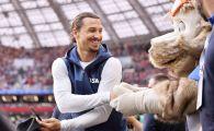 """Reactia lui Zlatan Ibrahimovic dupa ce Suedia a scos Germania de la Cupa Mondiala! Pe cine mizeaza la castigarea turneului final: """"Probabil ei vor fi"""""""