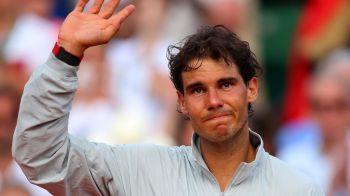 """DRAMA INCREDIBILA ascunsa de Nadal! De ce a primit INTERZIS pe terenul de tenis: """"S-a terminat, gata!"""""""