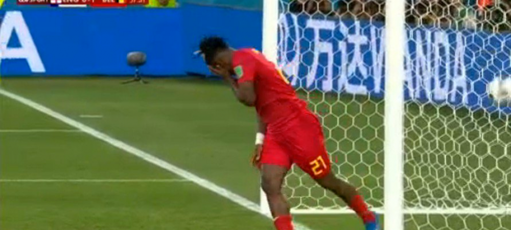 Batshuay, faza MONDIALA! Cum a reactionat dupa ce s-a facut KO SINGUR in meciul cu Anglia! VIDEO
