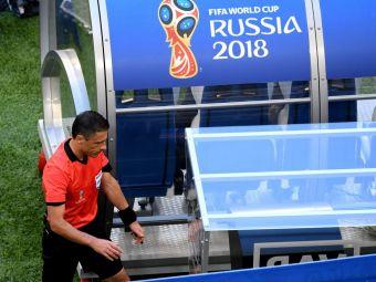 Cupa Mondiala 2018. Mai putine goluri decat in Brazilia, numar record de PENALTY-uri! Revolutia VAR in Rusia
