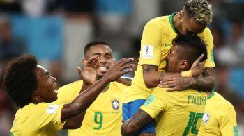 Oferta neasteptata facuta de Barca pentru un titular din nationala Braziliei! Jucatorul care a fost la un pas sa-i ELIMINE din Champions League e dorit pe Camp Nou