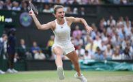 "Simona Halep la Wimbledon | ""Drum liber pana in optimi!"" Reactii dupa tragerea la sorti si cum arata drumul Simonei spre finala"