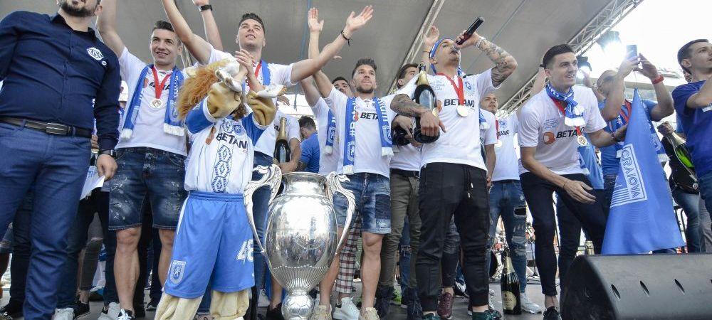 Craiova a publicat sumele: ce venituri si ce profit a inregistrat clubul sezonul trecut