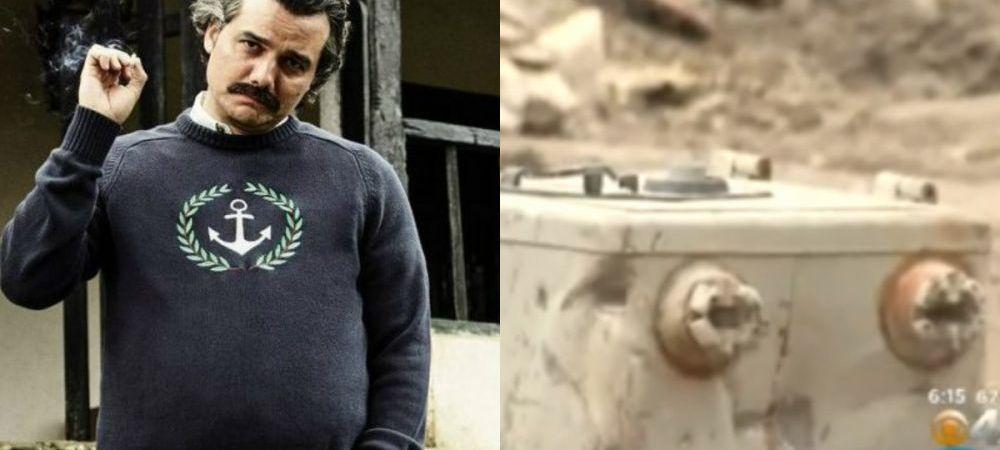Socul trait de un muncitor care demola casa lui Pablo Escobar din Miami! A gasit un SEIF ascuns in pereti