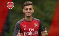 Vlad Dragomir, dat afara de Arsenal! Anuntul oficial al clubului englez!