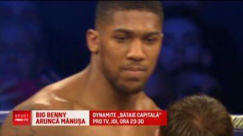 """Joshua de Romania!"" Englezii l-au confundat pe Benny pe strazile Londrei: ""Anthony, Anthony!"" Gala e joi, in direct, la ProTV"
