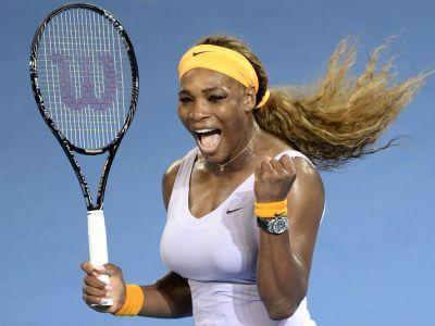 """Serena Williams a spus chiar TOT :) """"Am sanii prea mari!"""" Ce e nevoita sa faca inainte de meci ca sa poata juca"""