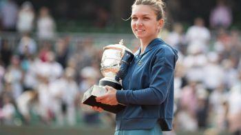 """Cadoul primit de Simona Halep inainte de Wimbledon! """"Va multumesc mult pentru o seara de neuitat!"""""""