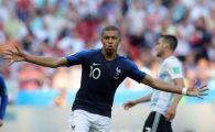 Mbappe, noul Pele! Fabulos: pustiul francez a devenit cel mai tanar marcator al unei duble la Mondial de la Pele incoace