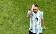 """Anunt incredibil dupa eliminarea Argentinei: pana la 10 jucatori, in frunte cu Messi, se retrag de la nationala! Ole: """"E finalul unei generatii"""""""