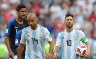 """""""E TIMPUL SA SPUN ADIO"""". Si-a anuntat retragerea dupa eliminarea Argentinei de la Mondial"""