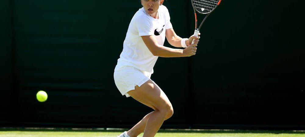 Wimbledon 2018 | Simona Halep, MOMENTUL ZILEI la conferinta de presa! Replica ei cand a vazut ca niciun jurnalist roman nu e in sala