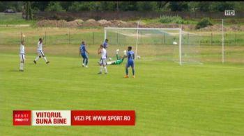 Ianis e golgheterul Viitorului in amicale! El a marcat cel mai tare gol cu vicecampioana Poloniei | VIDEO