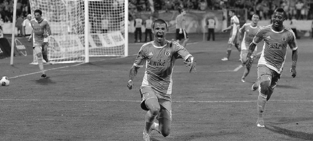 TRAGEDIE! Cel mai bun marcator din campionatul Slovaciei a fost gasit mort intr-un parc! Rapid l-a vrut in 2008