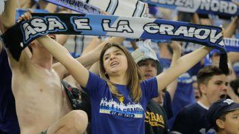 Peluza Nord de la Craiova, SOLD OUT la Supercupa! Craiova - CFR Cluj se vede la PRO TV, pe 14 iulie