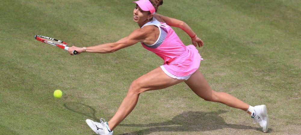 Wimbledon 2018 | Mihaela Buzarnescu a semnat cu un important producator de echipament sportiv