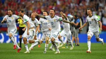 Spania e KOke!!! INCREDIBIL: Rusia elimina fosta campioana mondiala si europeana la penaltyuri, dupa ce Koke si Aspas au ratat | Rusia - Spania 1-1 (4-3)