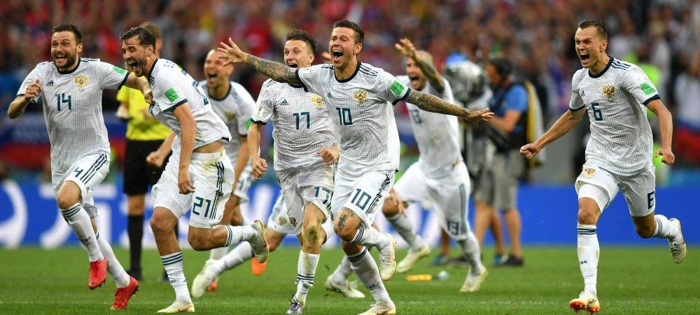 Spania e KOke!!! INCREDIBIL: Rusia elimina fosta campioana mondiala si europeana la penaltyuri, dupa ce Koke si Aspas au ratat   Rusia - Spania 1-1 (4-3)