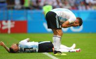 """Al doilea argentinian care se retrage de la nationala la mai putin de la 24 de ore de la eliminarea de la Mondial: """"E timpul sa ma dau la o parte"""""""
