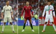 Secretul din spatele pozitiei lui Ronaldo la loviturile libere! De ce isi face mereu pasii la fel
