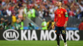 """Prima REACTIE a lui Sergio Ramos dupa eliminarea dureroasa de la Mondial! """"Au asteptat penalty-urile"""""""