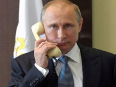 Primul telefon dat de Vladimir Putin dupa ce Rusia a eliminat Spania de la Mondial :)) Internetul s-a umplut de glume dupa inca un soc la turneul final