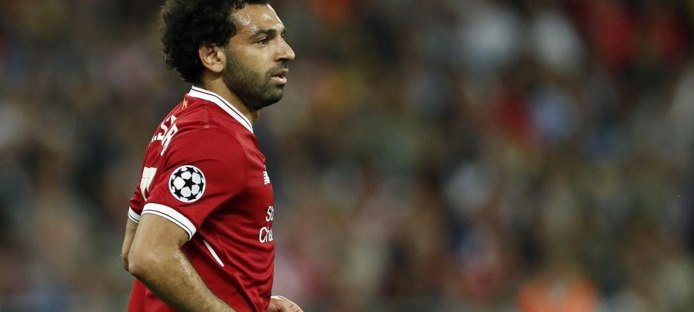 Mohamed Salah a semnat pe 5 ani! Anuntul facut de Liverpool in urma cu putin timp